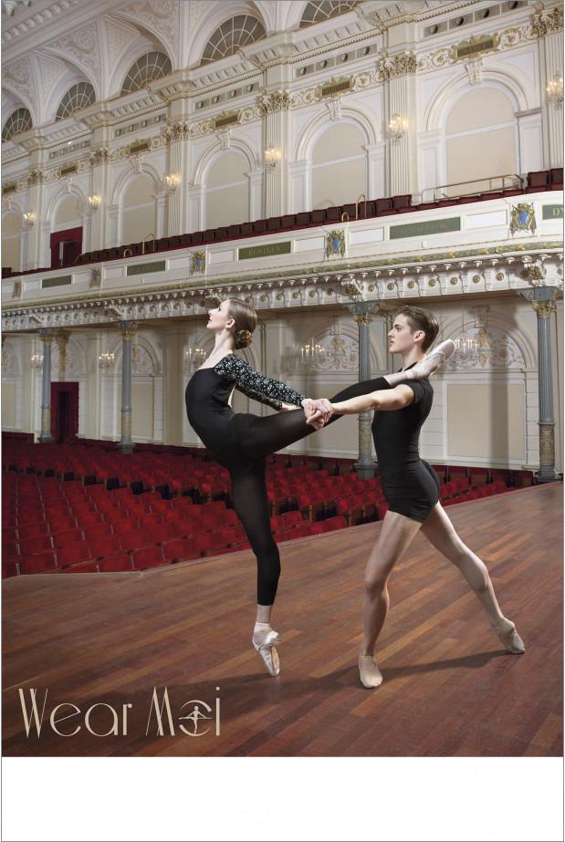 BALLET HOMME & GARçON CONDOR