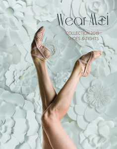Catalogue 2019 - Shoes and Tights